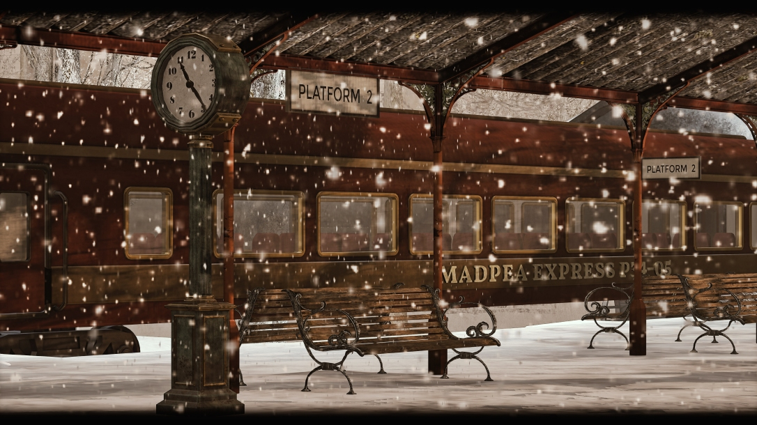 MADPEA - Christmas Calendar - Express P34-05