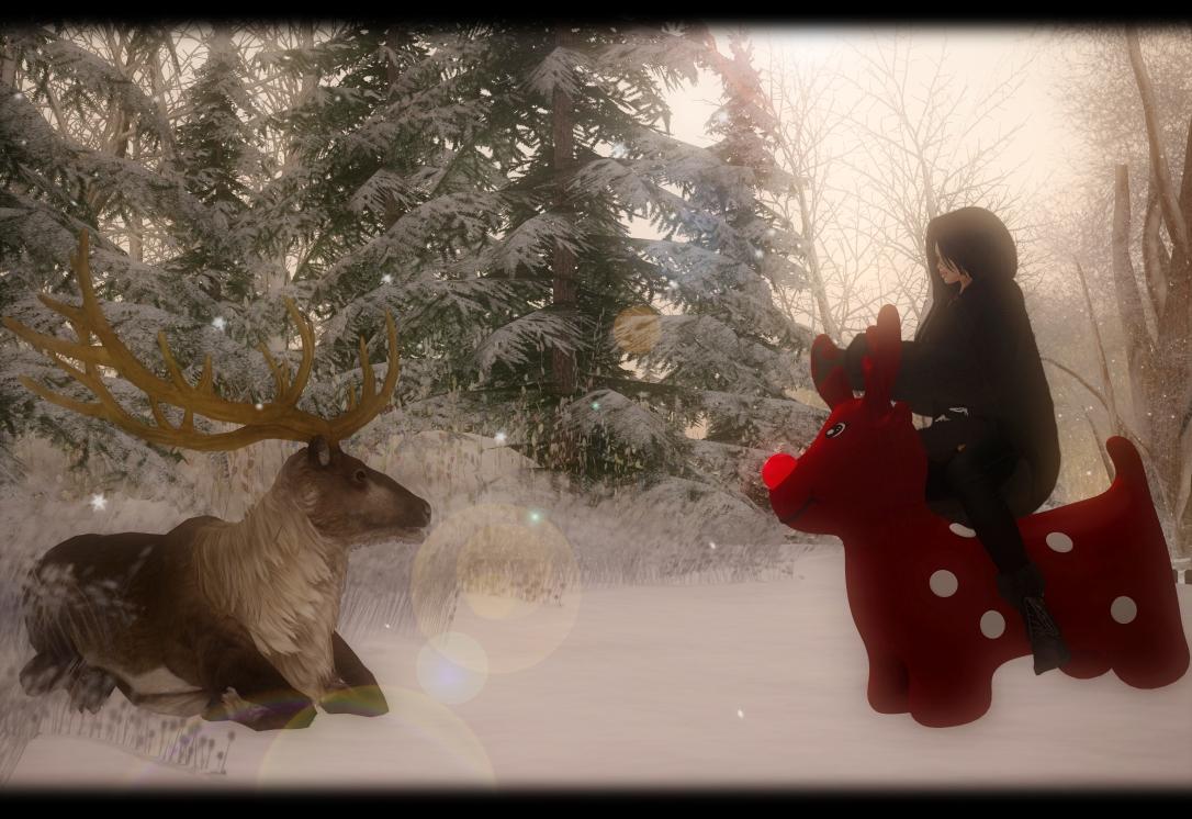 MADPEA - Reindeer Hopper