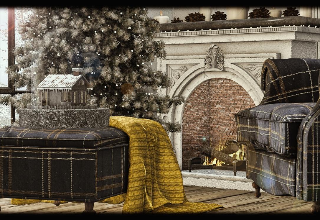 MERAK - Ines's Fireplace