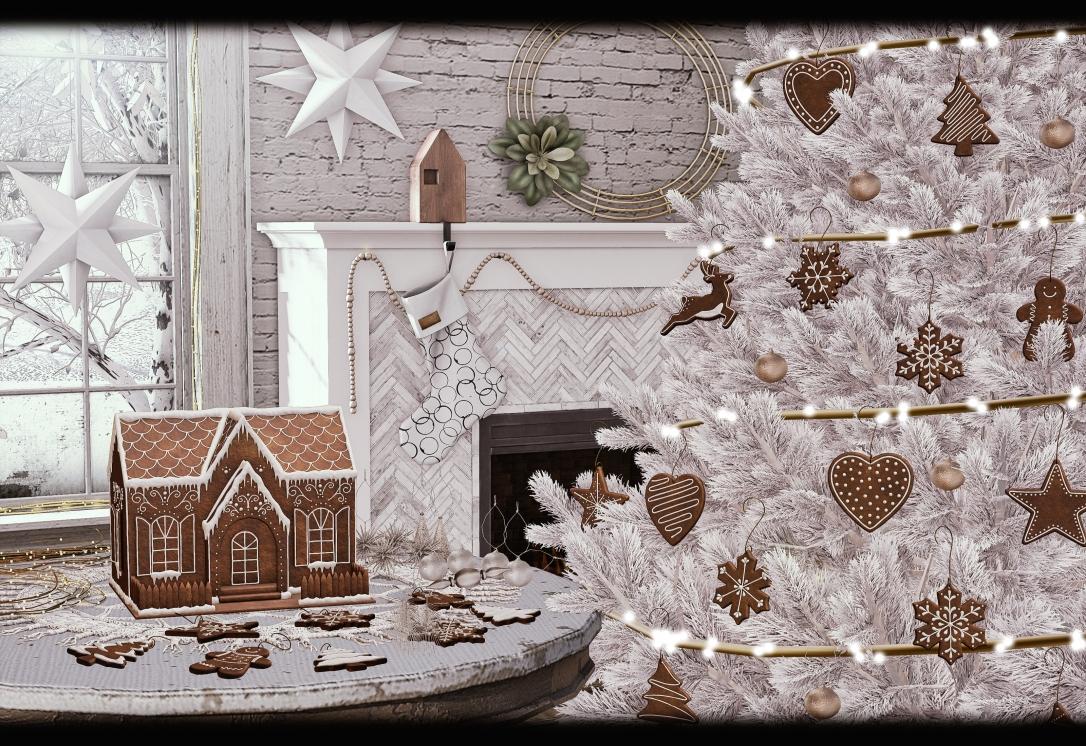 MudHoney - Gingerbread GACHA
