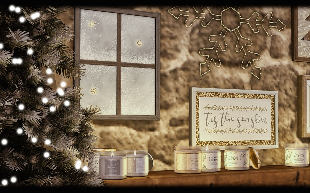 What Next - Winter Candles - VIP Group Gift