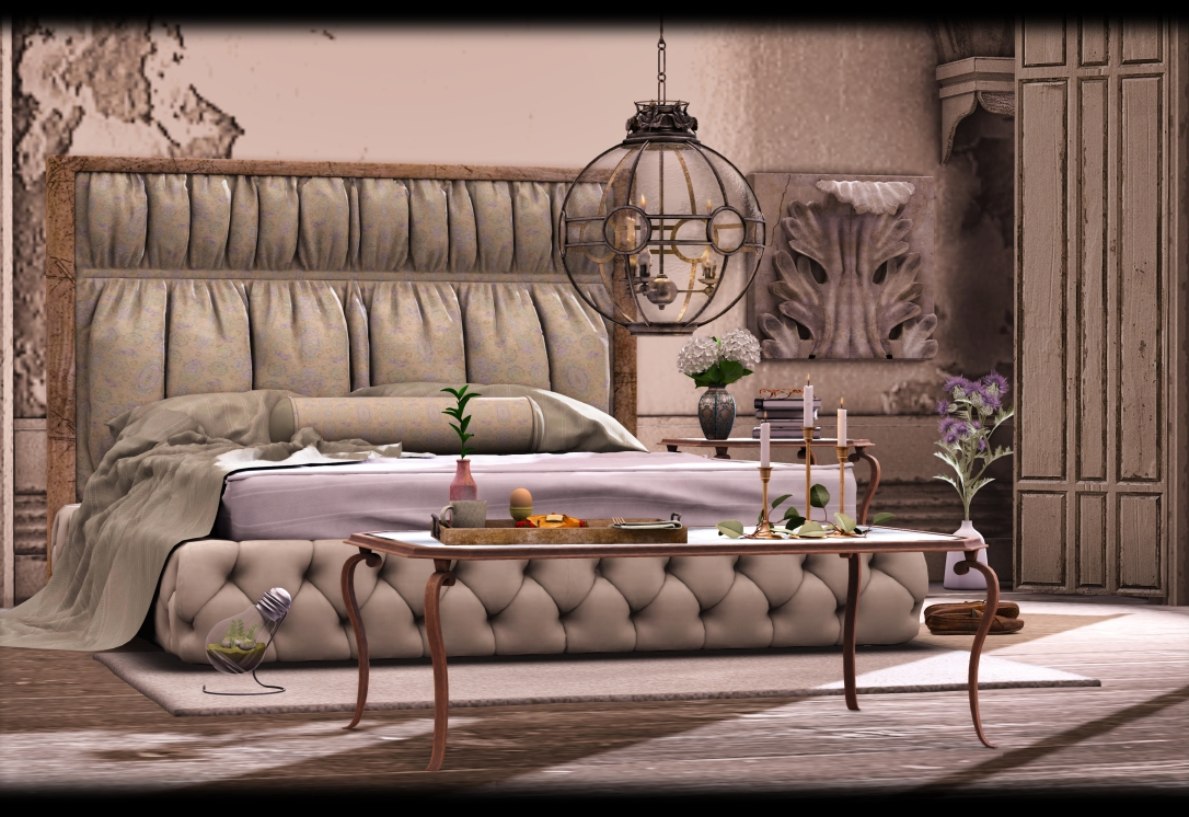 Dreamland Designs - DD Vintage London Bed