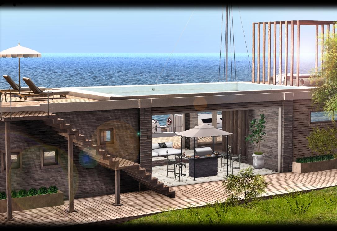 DaD - Hillside House - Add-on