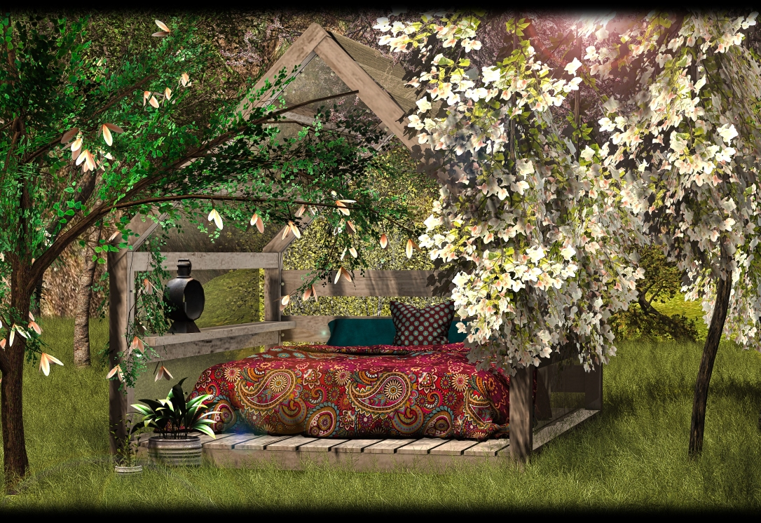 Dreamland Designs - DD Deja Cabana Bed
