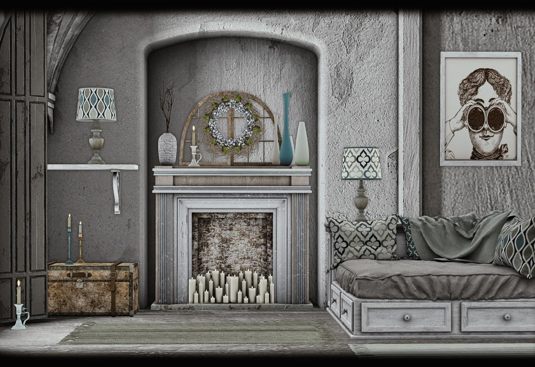 Dreamland Designs - DD Envers Cozy Corner Set