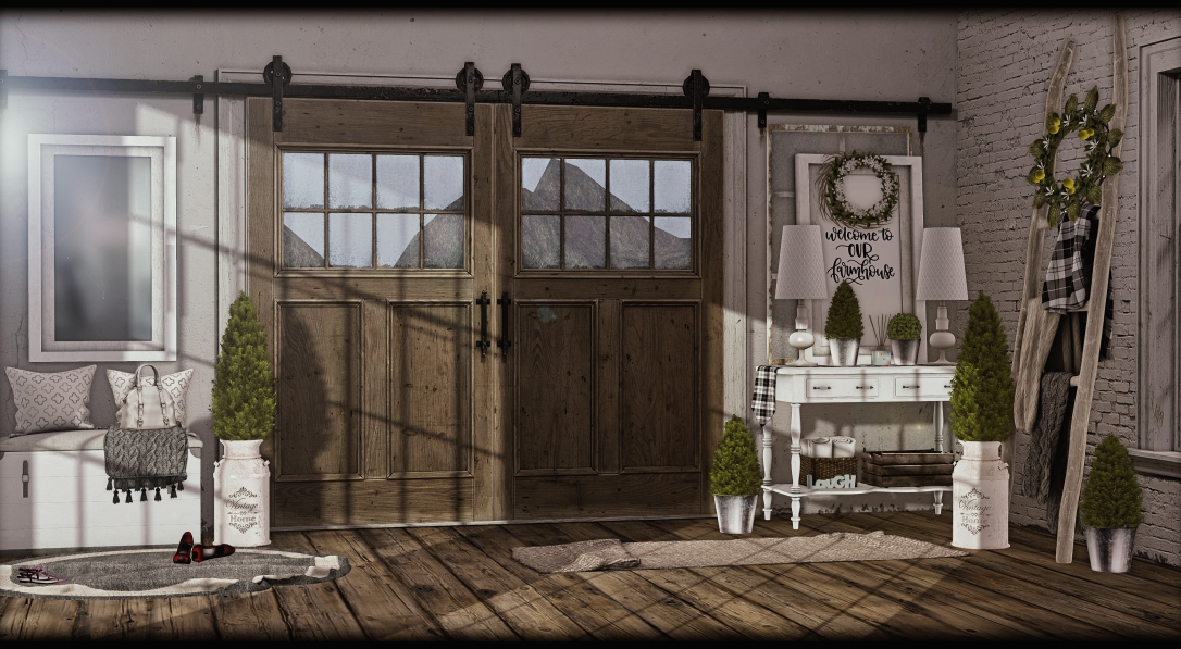 Dreamland Designs - DD Shabby White