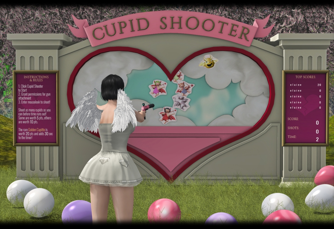 MADPEA - Cupid Catastrophe - Cupid Shooter