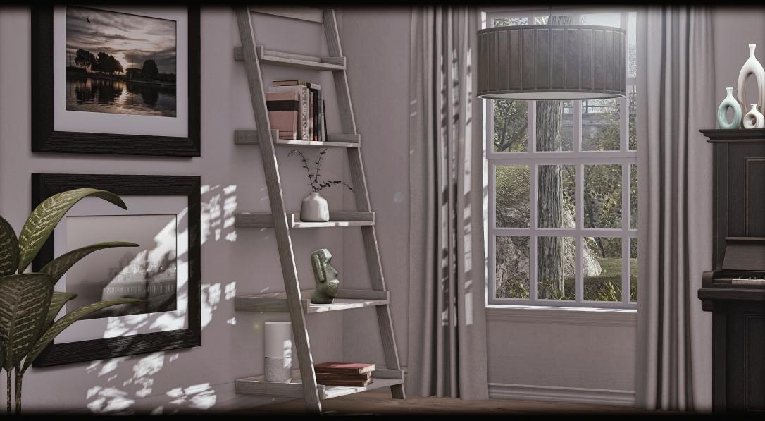 ChiMia - Ladder Shelves