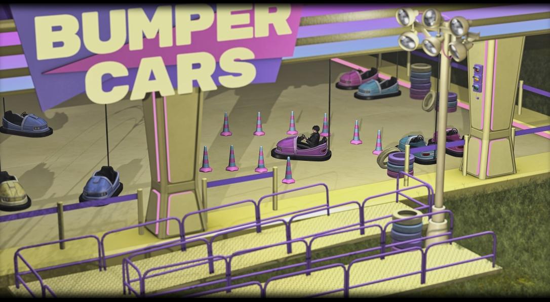 MADPEA - Bumper Cars