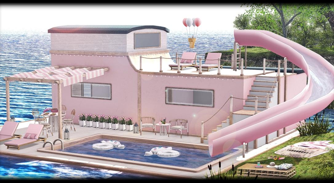 Astralia - Marley Houseboat