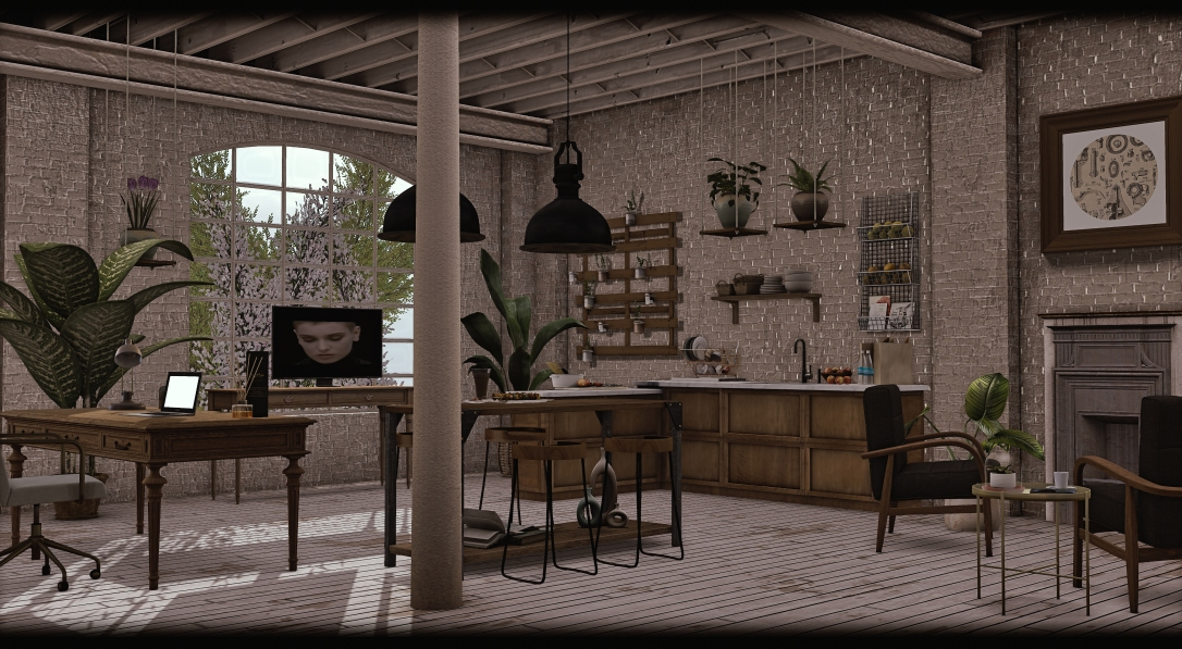ChiMia - Industrial Loft