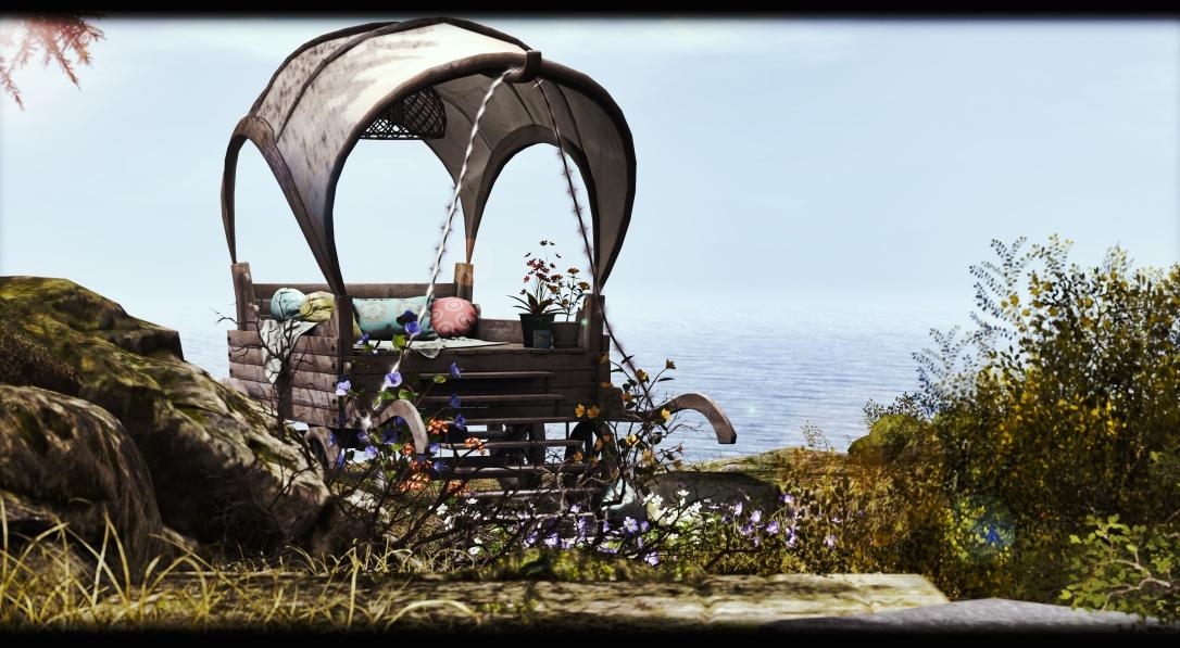 Dreamland Designs - DD Spring Bohemian Cart