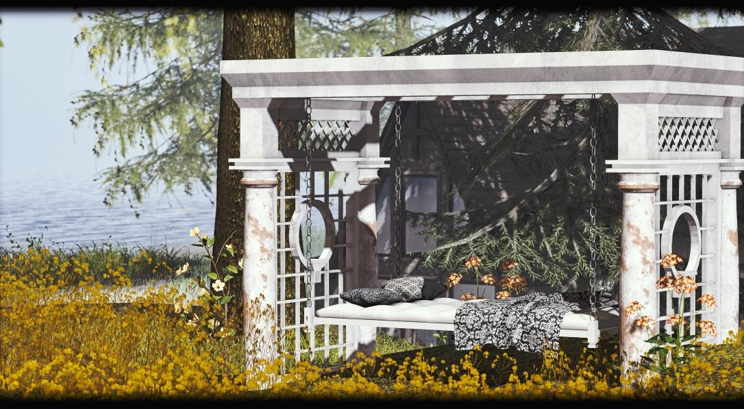 GOOSE - Hanging garden bed