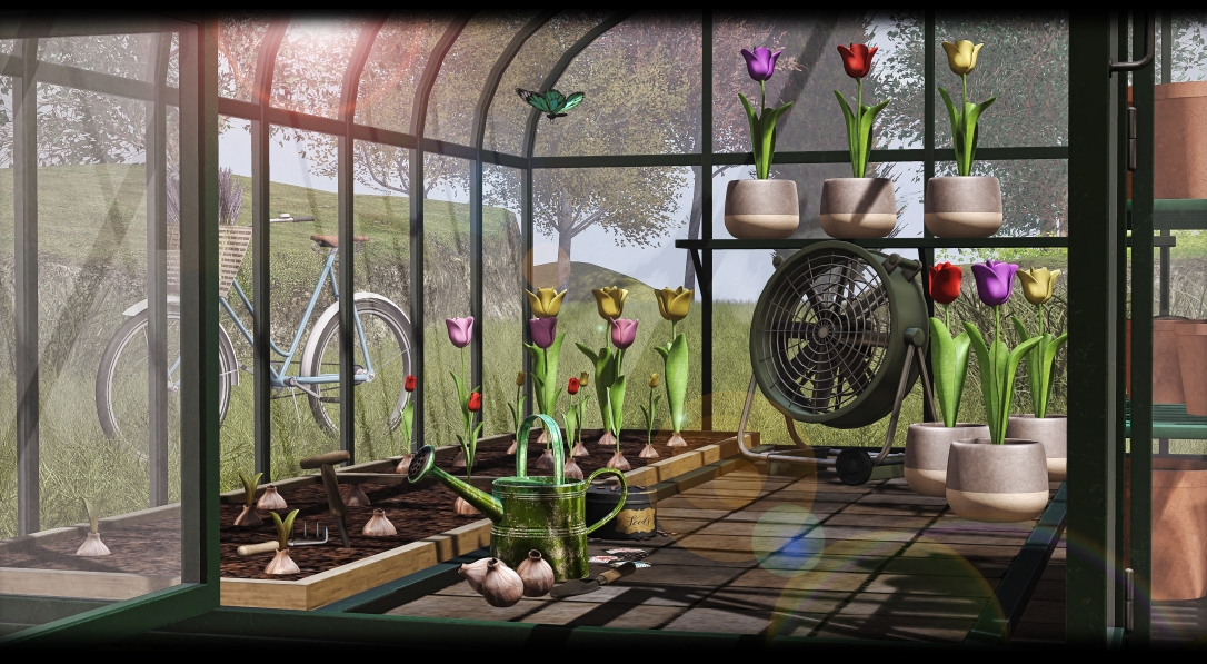 MADPEA - Interactive Tulip