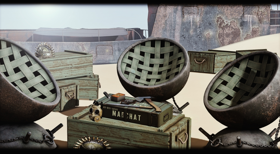 MADPEA - MadChat - Zombie Outbreak