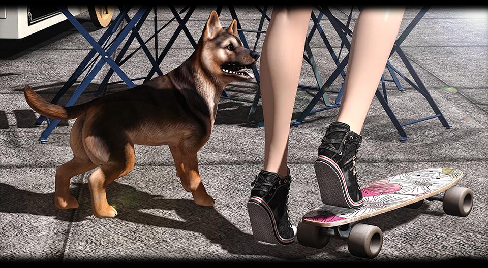MadPea - Cruiser Skateboard