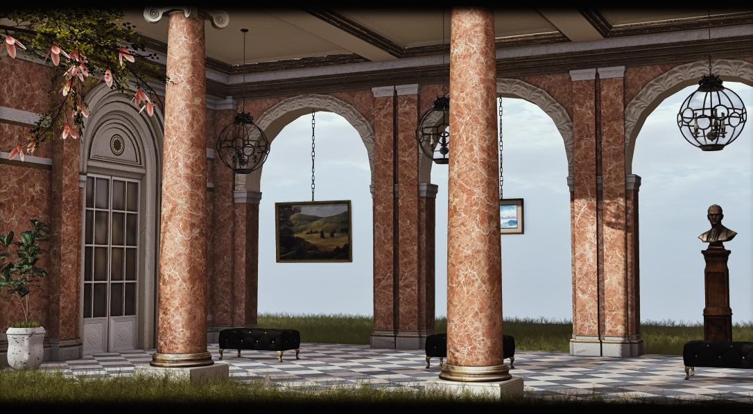 MINIMAL - Versalles Corridor