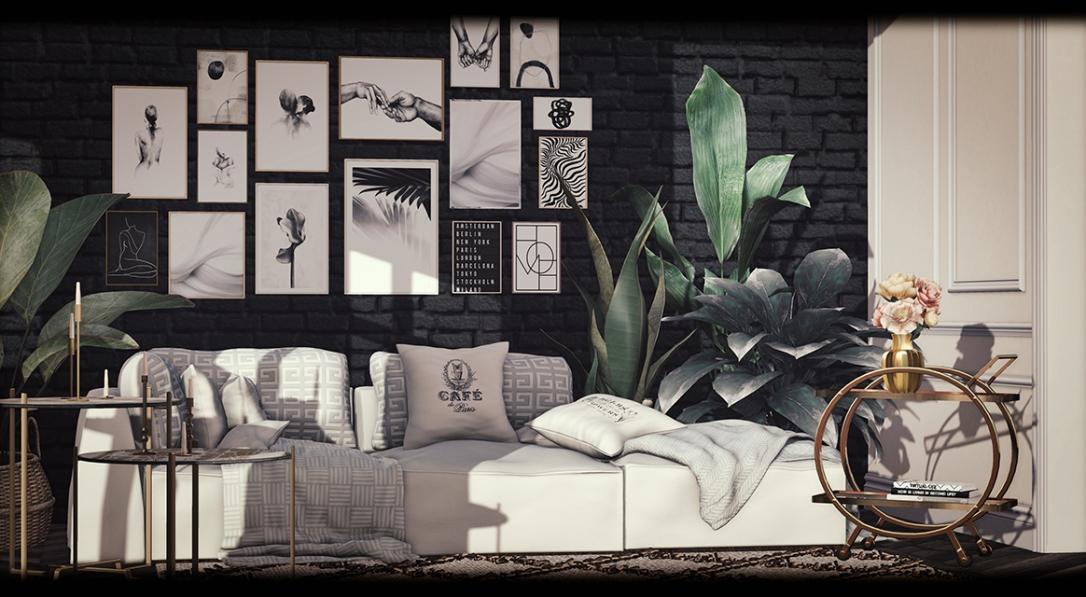 APHRODITE - La vie est belle - Sofa
