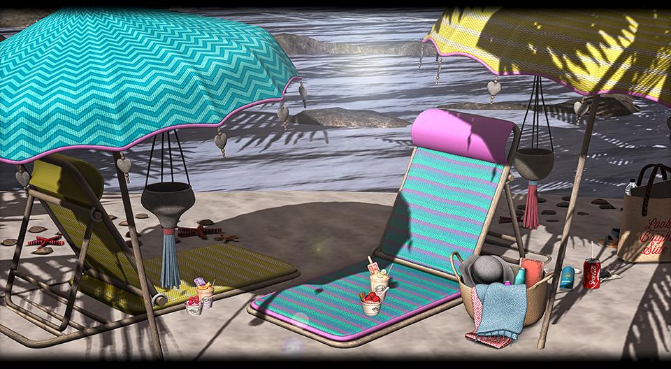 Ayla - Beach Day