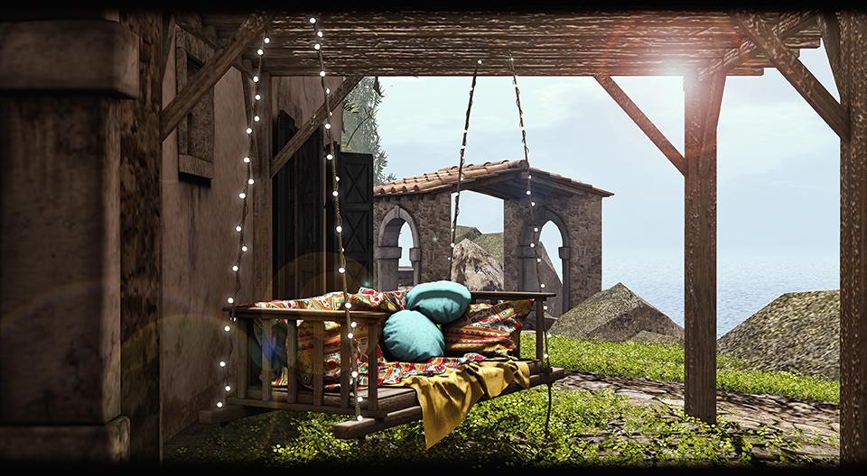 Dreamland Designs - DD Summer Fun Swing