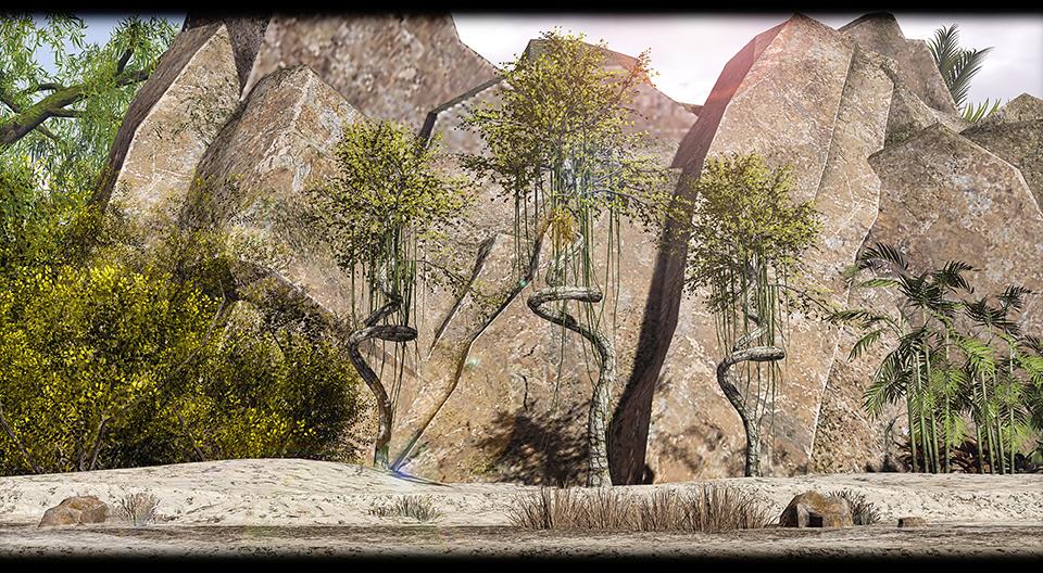 Little Branch - Agarwood Tree 2