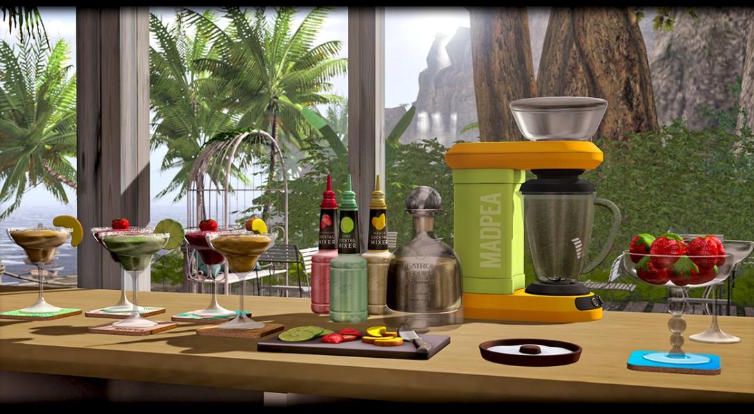 MADPEA - Margarita Maker