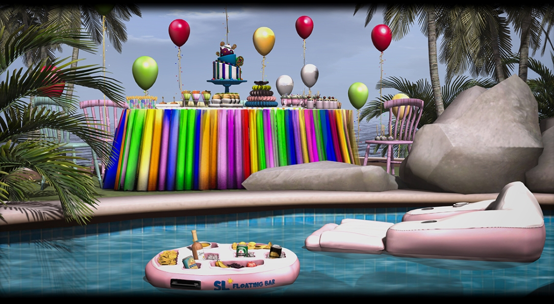 APHRODITE - Pool Party