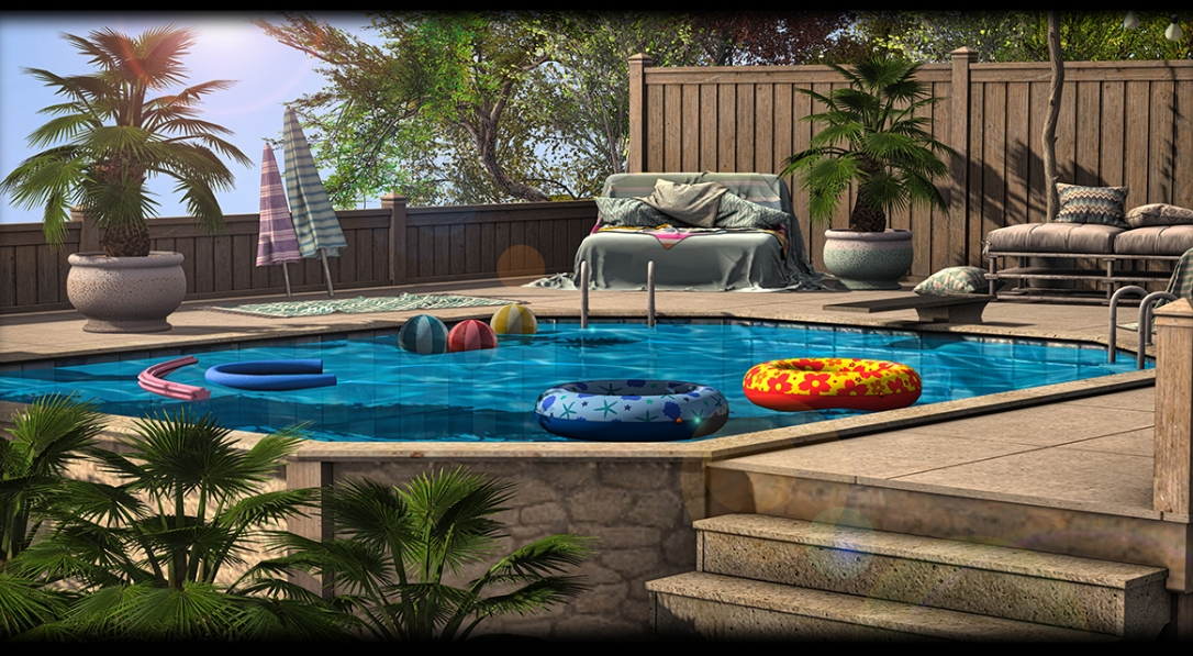 Dreamland Designs - DD Hanakapiai Pool