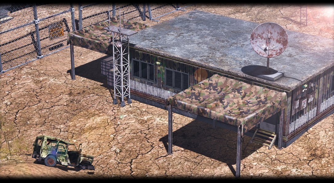 KILLERS Productions - Bootcamp Radar Base