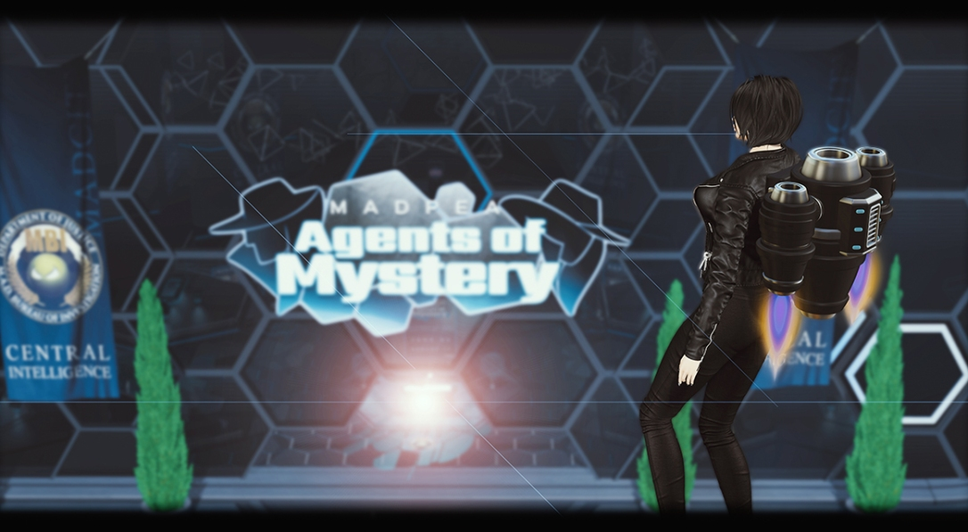 MADPEA - Agents of Mystery - Prizes 2