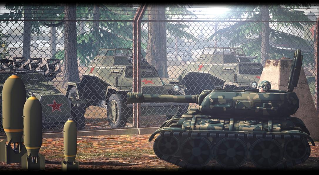 MADPEA - Tank Trouble