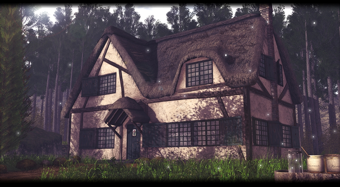 -Hisa- Merryweather Cottage