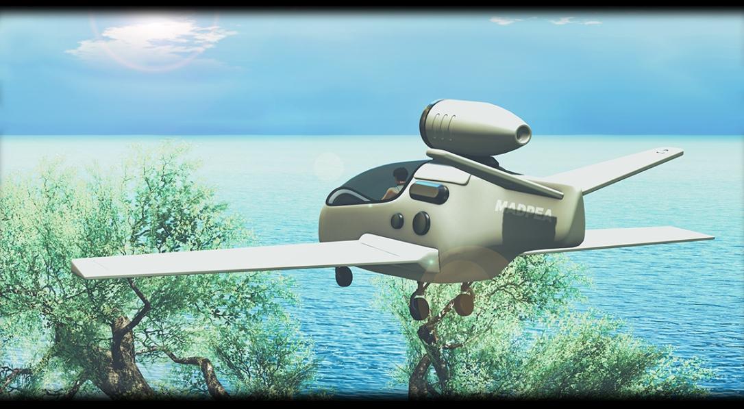 MADPEA - MBI Spy Jet
